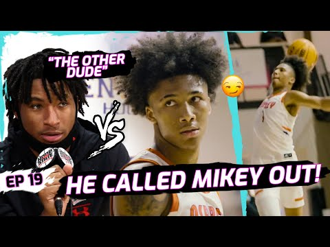 """I'm Built For This!"" Mikey Williams Gets DISRESPECTED & Then GOES OFF! Plays 1st Game At NEW SCHOOL - Overtime"