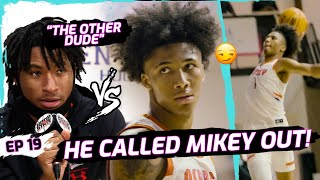 """I'm Built For This!"" Mikey Williams Gets DISRESPECTED & Then GOES OFF! Plays 1st Game At NEW SCHOOL"