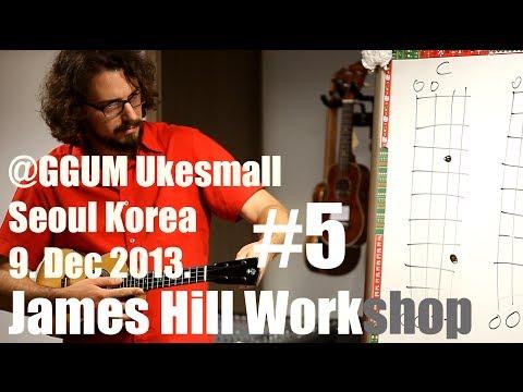 #5 James Hill Workshop @Seoul 9.Dec.2013.