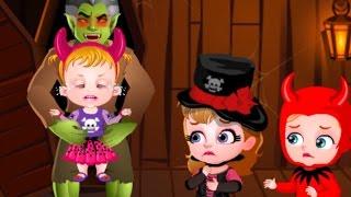 Baby Hazel Halloween Castle - Video Game For Kids