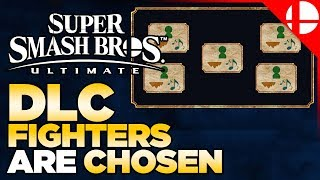 Smash Bros Ultimate DLC Line-Up has Been Chosen by Nintendo! | Austin John Plays