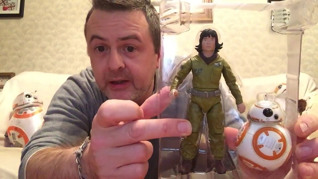 Star Wars Rose Tico /& BB-8 Elite Series Die Cast Action Figure  DISNEY EXCLUSIVE