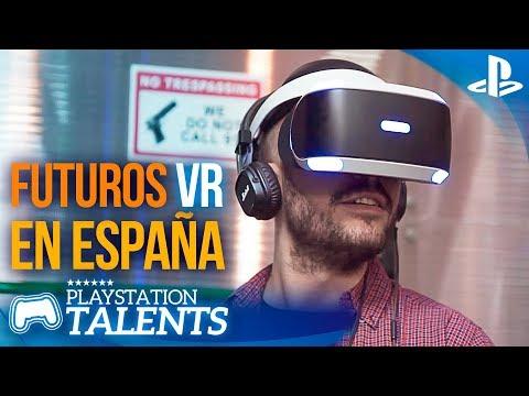 Cómo serán los NUEVOS VIDEOJUEGOS VR de ESPAÑA - PSTALENTS
