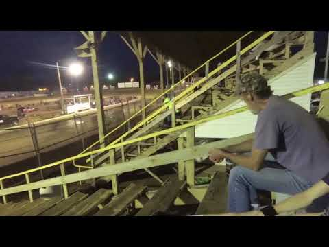 Belle Clair Speedway July 27 2018 Modified Feature