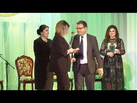 Директор филиала «Мира» в Таджикистане удостоена премии имени Лахути