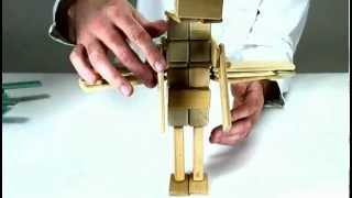 Wooden Toys From Tegu - Building Icarus