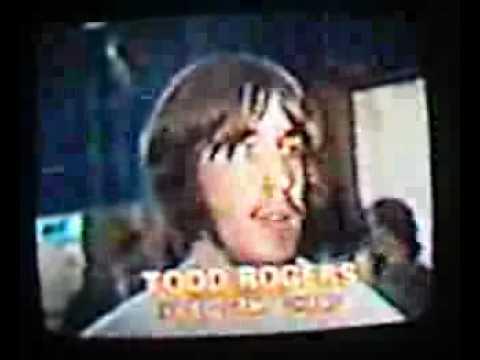 Todd Rogers on WXYZ ABC channel 7 Detroit MI.1982