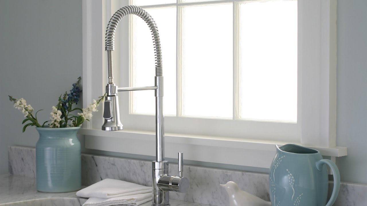 charming Industrial Kitchen Faucet #2: Industrial Kitchen Faucet