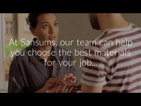 Sansums - Builders Merchants Swindon