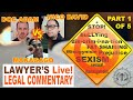 PART 1- Atty. Libayan on @Makagago Wazzup Man vs. @Nico David and @Doc Adam | Legal Commentary