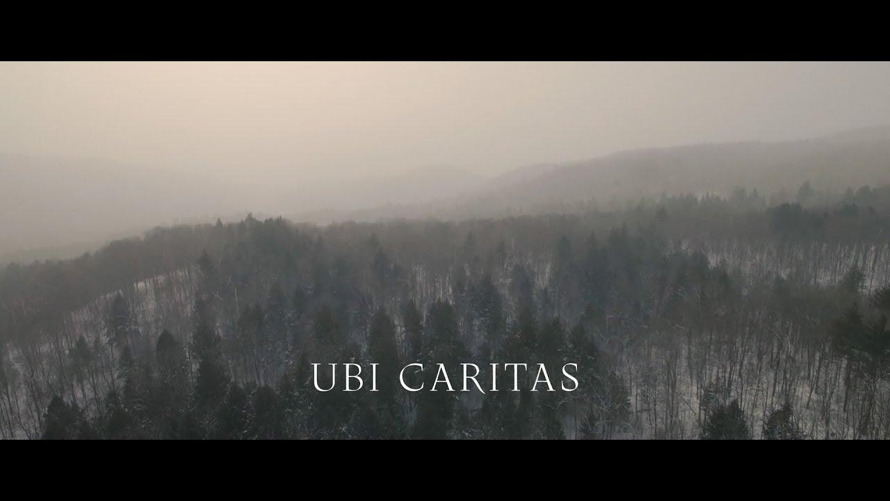 Lyrics of ubi caritas