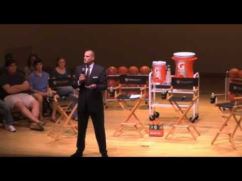 VOICES OF OUR TIME: Jay Bilas, October 7, 2010