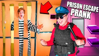 I Trapped Logan in a Box Fort Prison Escape For 24 Hours (Revenge Prank)