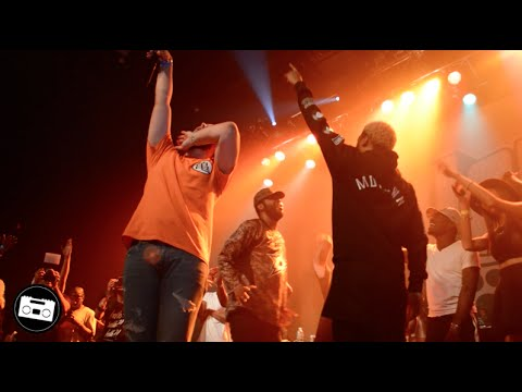 Post Malone performs WHITE IVERSON - LIVE @ FOOL'S GOLD #DAYOFF   ATLANTA