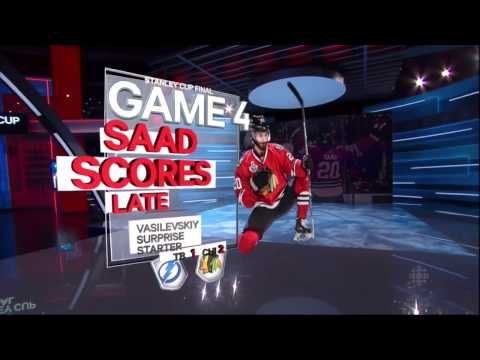 Avid studio graphics solutions in action at Rogers Sportsnet