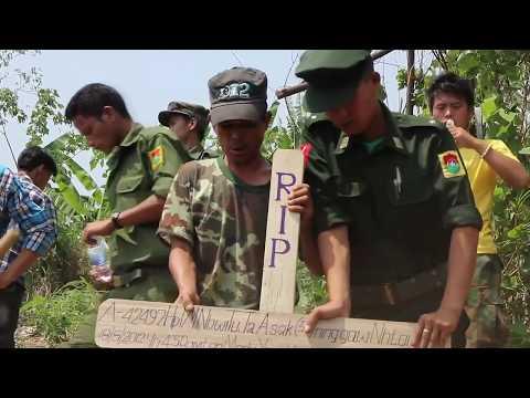 Мьянма (Гонения христиан