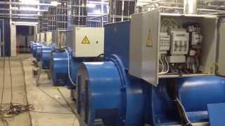видео Строительство энергоцентров