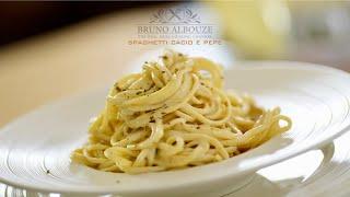 Cacio E Pepe / Taste Of Italy – Bruno Albouze