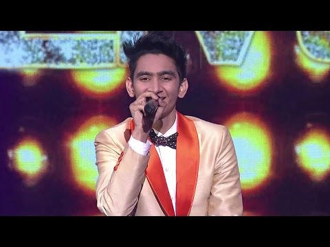 The Voice India - Rishabh Chaturvedi's Performance in 4th Live Show