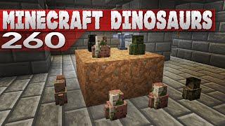 Minecraft Dinosaurs! || 260 || Archaeologist Poet