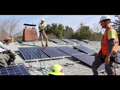 Clean Energy = Jobs in NC