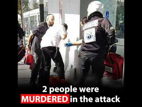 WATCH: This morning, a Hamas terror shooting claimed 2 innocent people's lives.