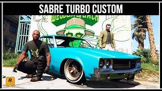 GTA Online: Sabre Turbo Custom - Дед против Шоколадной нуги