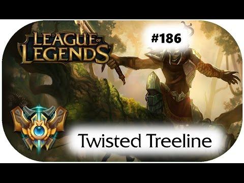 Da gehn wa fürs Late - 3v3 Challenger Twisted Treeline - German - League of Legends [#186]