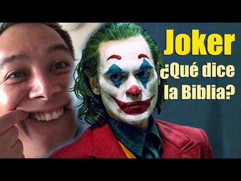 Joker ¿Qué dice la Biblia? - Luis Bravo