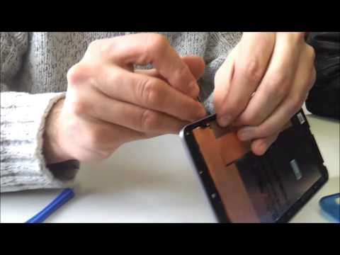 15-Reemplazar pantalla rota Nexus 7 version 2012