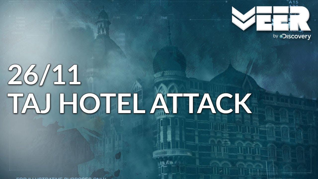 Operation Black Tornado Part 2 26 11 Taj Hotel Attack Battle