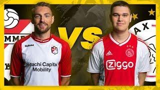 #EMMAJA | Luuk Jans vs Lev Vinken | Poule A | Speelronde 3 | PS4 | eDivisie 1819