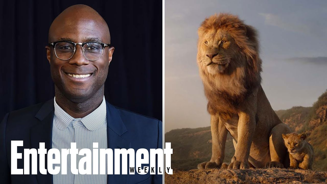 Disney Is Making Another 'Lion King' Movie With Barry Jenkins | News Flash