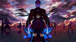 Fate Stay Night UBW AMV 10 Seconds From Panic ᴴᴰ