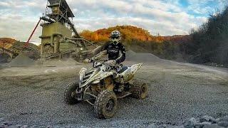 Raptor 700 & LTZ 400   quad time  