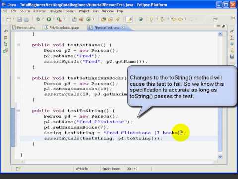 eclipse and java for total beginners Eclipse and java for total beginners lesson 6 eclipse and java for total beginners lesson 2 youtube, eclipse and java for total beginners lesson 2 john tracy standard youtube license creating new projects in.