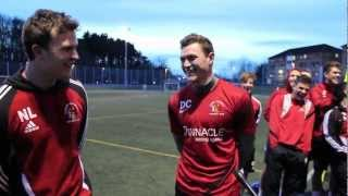 Cardiff University Football Club Crossbar Challenge