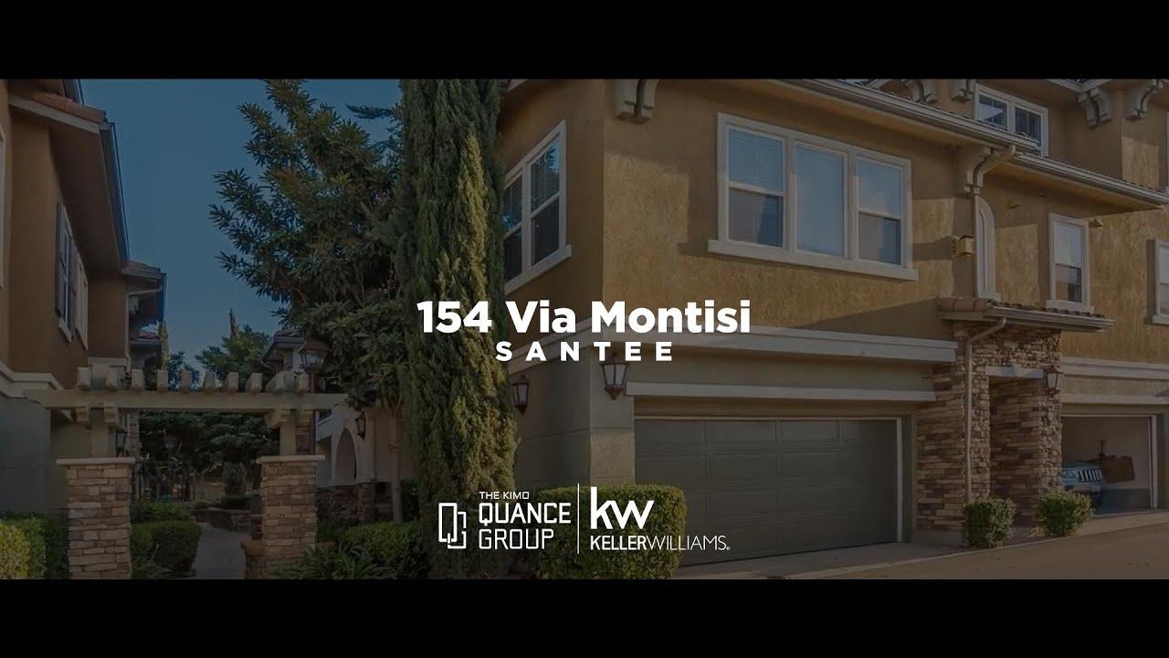 154 Via Montisi, Santee CA 92071, USA - YouTube