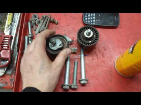 Ford Kuga 1 замена ремня грм 2,0 дизель