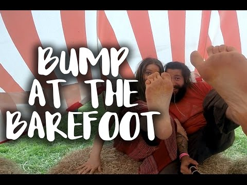 Barefoot Festival 2016 | Bump at the Barefoot | NomadiDaddy