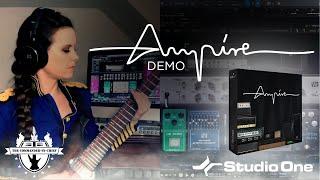 PreSonus Ampire HD Pack Demo—