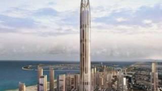 ТОП 3 Будущих небоскрёбов(Ролик от http://designoed.com ТОП 3 небоскреба, которые в обозримом будущем будут построены и станут самыми высокими..., 2010-01-28T22:23:16.000Z)