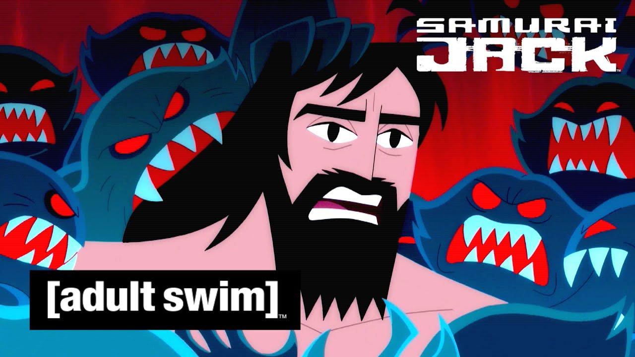 Download Adult Swim VF - Samurai Jack 🇫🇷 | Chapitre XCVI [extrait S05E05]