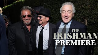 'The Irishman' Premiere