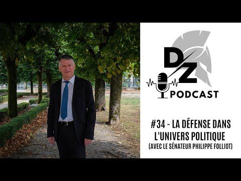 La Défense dans l'univers politique avec Philippe Folliot
