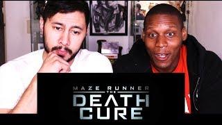 MAZE RUNNER: THE DEATH CURE | Teaser Trailer Reaction w/ Chris Jai Alex!