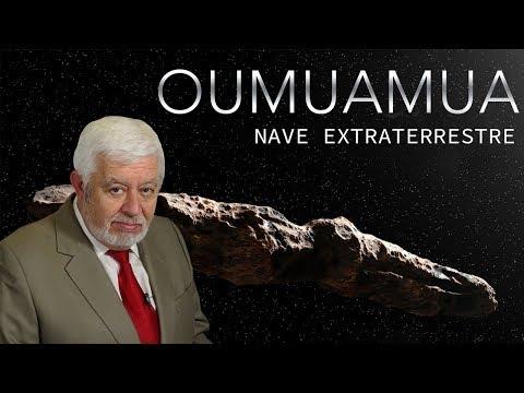 OUMUAMUA: Nave Extraterrestre