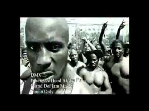 DMX - Where tha hood at 10 hours