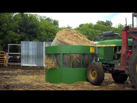 The Hay Manager- Durability Test