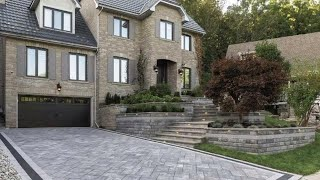 Driveway Design That Will Instantly Increase Your Home's Value